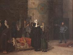 Les Funérailles de Guillaume le Conquérant
