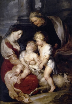 Madonna and Child with Saint Elizabeth and the Young Saint John