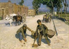 Manure Gatherers