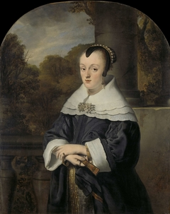 Maria Rey (1630/31-1703). Wife of Roelof Meulenaer