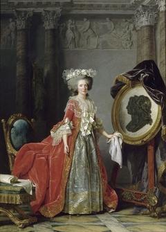 Marie-Adélaïde de France, dite Madame Adelaide (1732-1799)