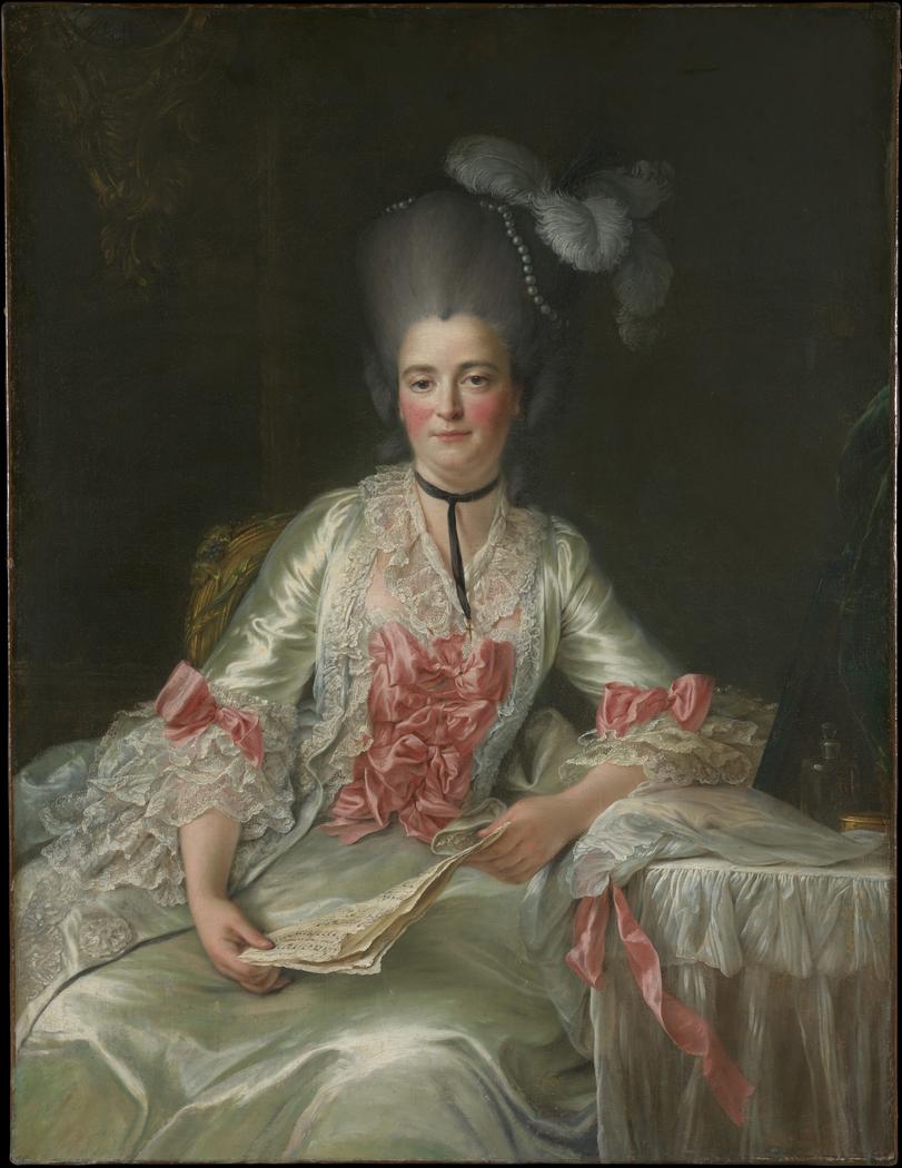 Marie Rinteau, called Mademoiselle de Verrières