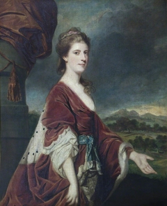 Mary Lloyd, Countess of Rothes (d.1820), later Mrs Bennet Langton