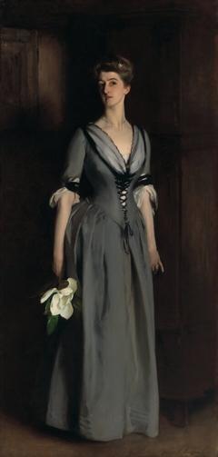 Mrs Albert Vickers (Edith Foster)