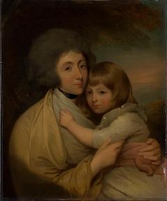 Mrs. Luke White and Her Son