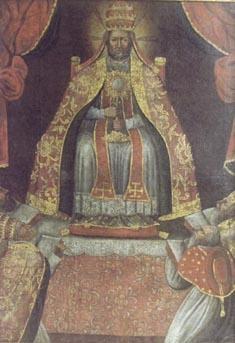 O papa e os quatro doutores