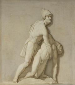 Pasquino (Menelaus supporting the Body of  Patroclus)