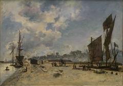 Pier in Honfleur