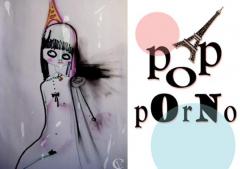pop * porno