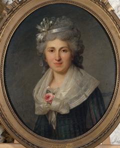 Portrait de femme (P607)