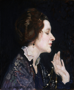 Portrait of a lady (Thea Proctor)