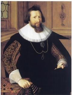 Portrait of a Man (Beywegh)