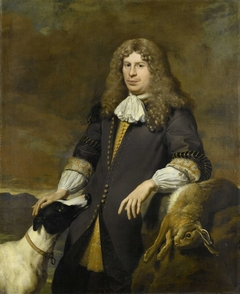 Portrait of a Man, possibly Jacob de Graeff, Alderman from Amsterdam in 1672