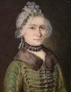 Portrait of a Woman. Copy