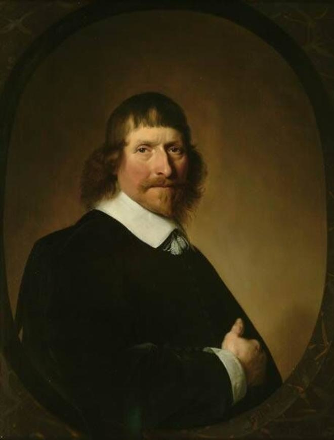 Portrait of Adriaen Ingelbrechts