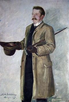 Portrait of Agent Christensen