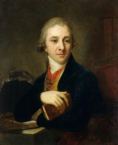 """Portrait of Alexander Labzin"" (1766-1825)"