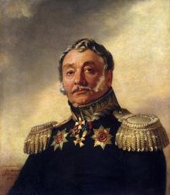 Portrait of Alexey V. Ilovaisky (1767-1842) (1st)