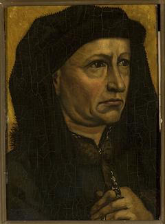 Portrait of Barthelemy Alatruye.