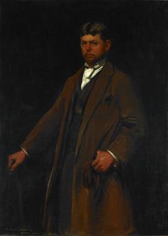 Portrait of Carl Gustav Waldeck