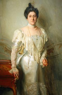 Portrait of Flora Wertheimer