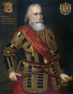 Portrait of Francisco Hurtado de Mendoza, Admiral of Aragon