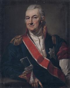 Portrait of general Mikołaj Morawski