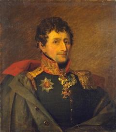 Portrait of Iosif N. (Gabriel) Gallatte (1760 - after 1849)