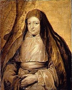 Portrait of Isabella Clara Eugenia as a nun