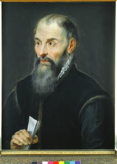 Portrait of Jacobus Moretus