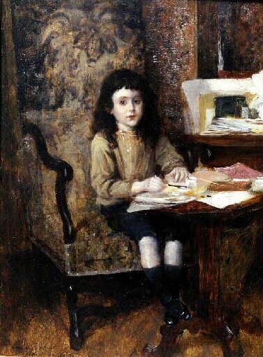 Portrait of Jean Buhot
