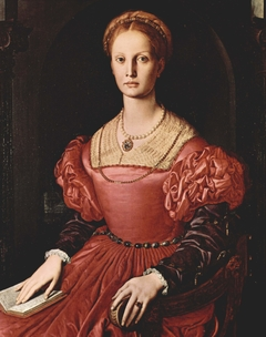 Portrait of Lucrezia Panciatichi