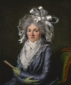 Portrait of Madame de Genlis