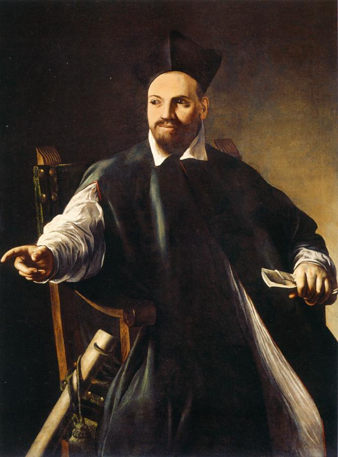 Portrait of Maffeo Barberini, late Pope Urbanus VIII