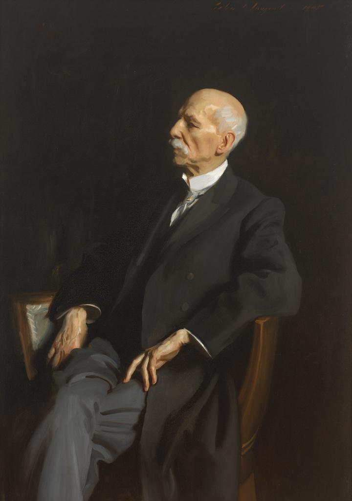 Portrait of Manuel García
