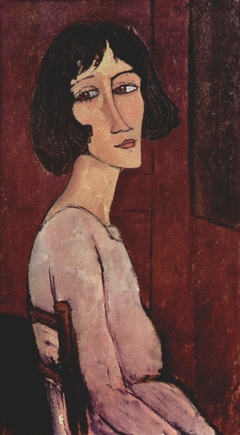 Portrait of Margherita