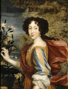 Portrait of Marie Louise d'Orléans (1662–1689)