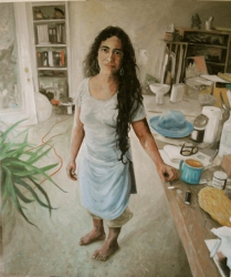 Portrait of Maye Torres