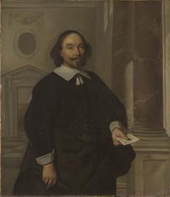 Portrait of Michiel Heusch