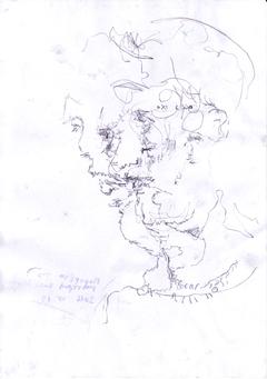 portrait of mother 3