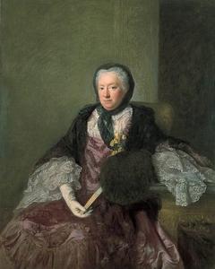 Portrait of Mrs Mary Martin