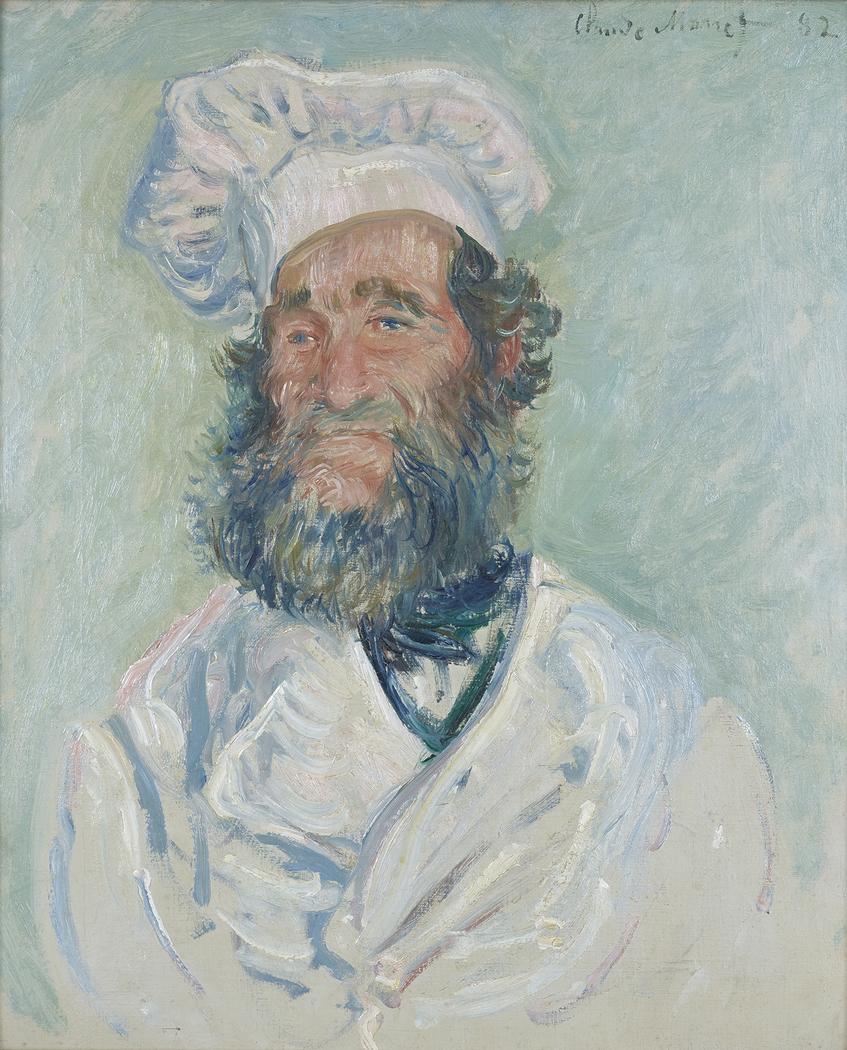 Portrait of Père Paul