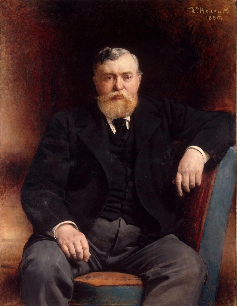 Portrait of Prince Vyacheslav Tenishev