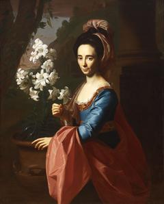 Portrait of Rebecca Boylston Gill
