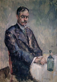 Portrait of Sigurd Bødtker