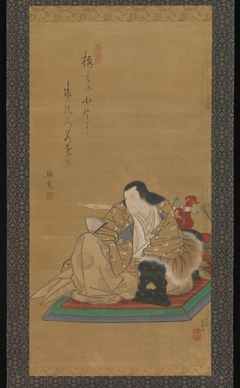 Portrait of the Actor Arashi Rikan I