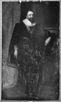 Portrait of William Herbert, 3rd Earl of Pembroke (1580-1630)