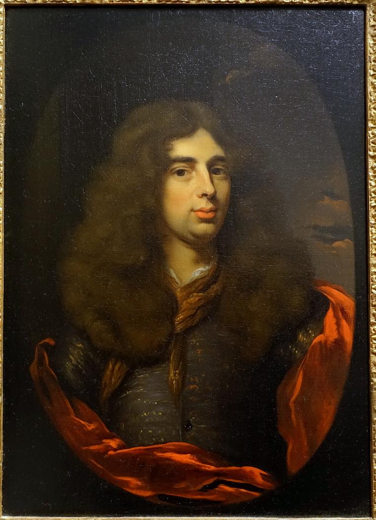 Portrait of William III, Prince of Orange