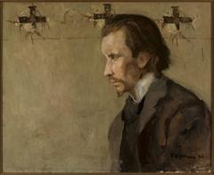 Portrait of Zygmunt Skirgiełło, musician