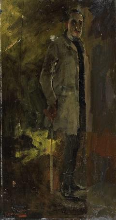 Portret van Floris Verster